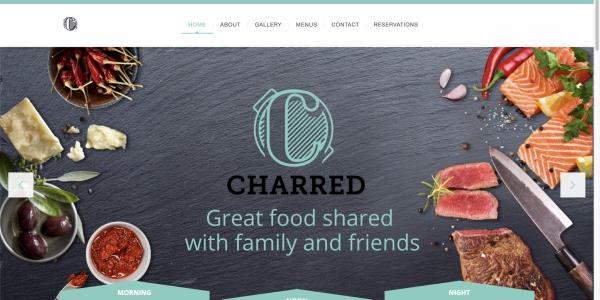 Charred restaurant toowoomba